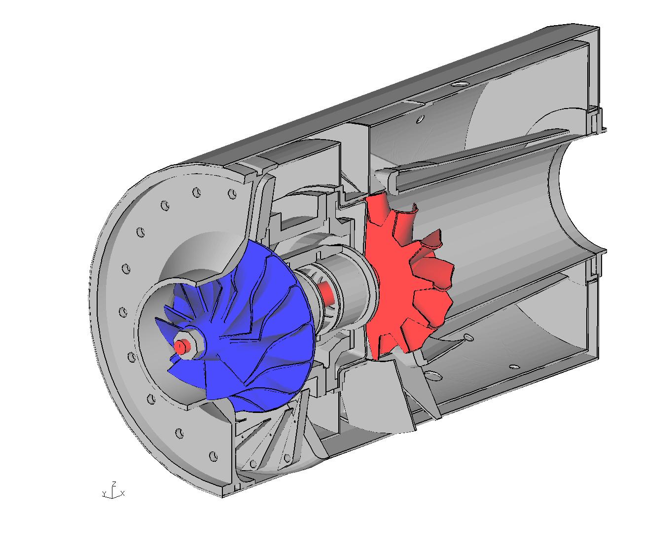 CALCULIX: A Three-Dimensional Structural Finite Elemente Program
